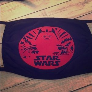 Star Wars Face Mask *Brand New*